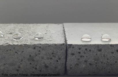 impregnacja betonu