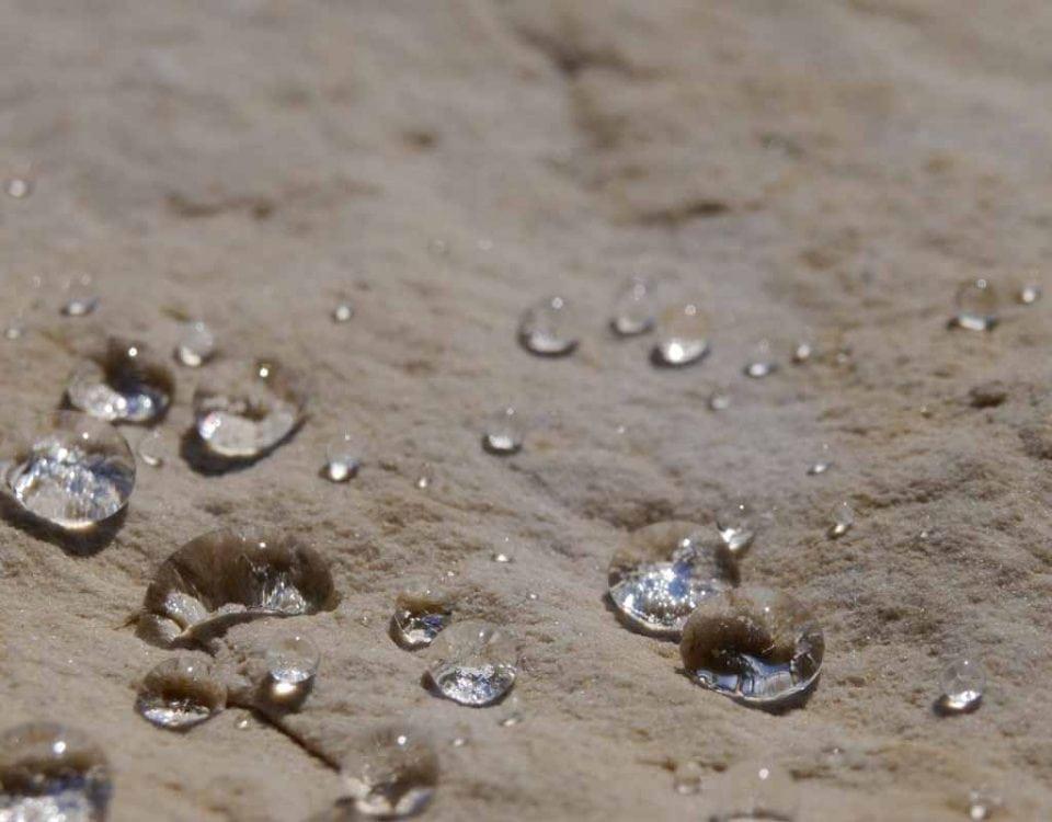 impregnacja piaskowca
